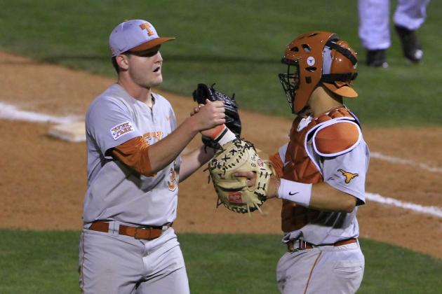 College World Series 2014: Most Important Players in Texas-UC Irvine Rematch