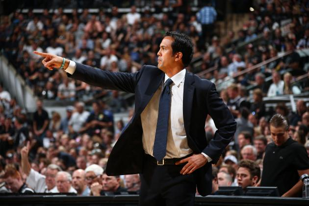 How Much Blame Does Erik Spoelstra Deserve for Miami Heat's Finals Performance?