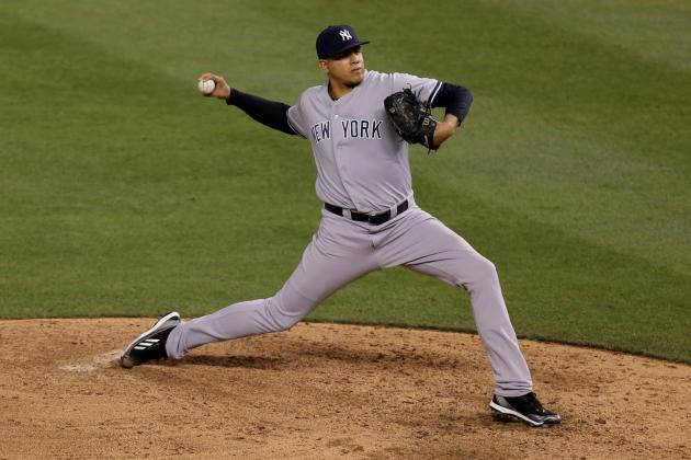 Dellin Betances' Lights-out 2014 Evoking Memories of Mariano Rivera