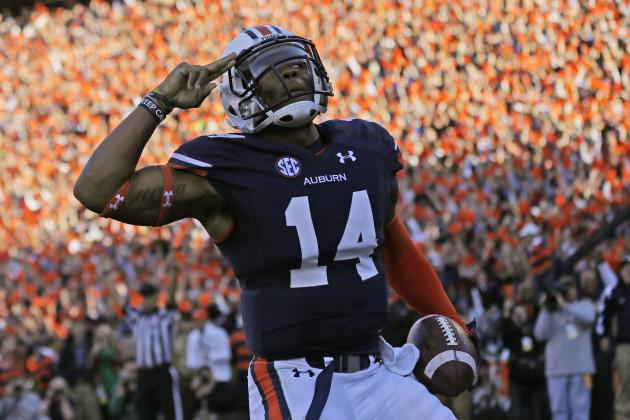 Why Auburn-Kansas State Could Be College Football's Game of 2014