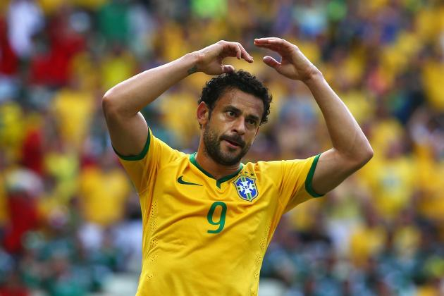 Brazil Become Unstuck in Midfield and Attack in Mexico World Cup Clash