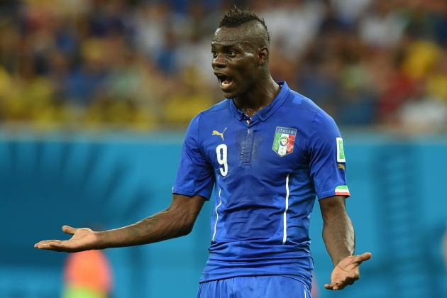 Mario Balotelli's World Cup Form Shows Why He Would Be Perfect for Arsenal