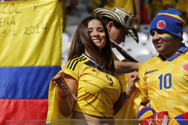 Colombia vs. Ivory Coast: Date, Time, Live Stream, TV Info and World Cup Preview