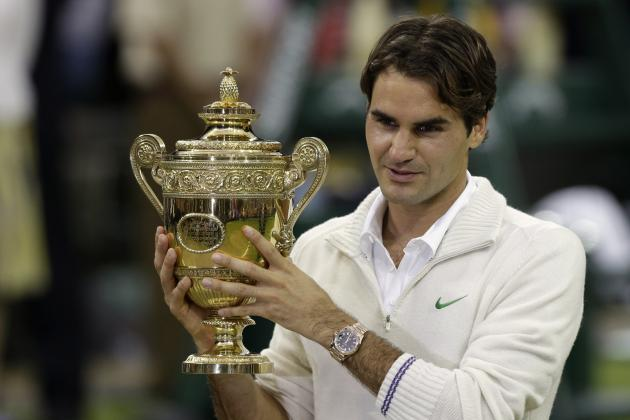 Is Wimbledon 2014 Roger Federer's Last Chance to Win Grand Slam Title No. 18?
