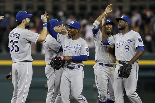 Kansas City Royals Must Add Bat, Bullpen Arms to Maintain 1st-Place Status