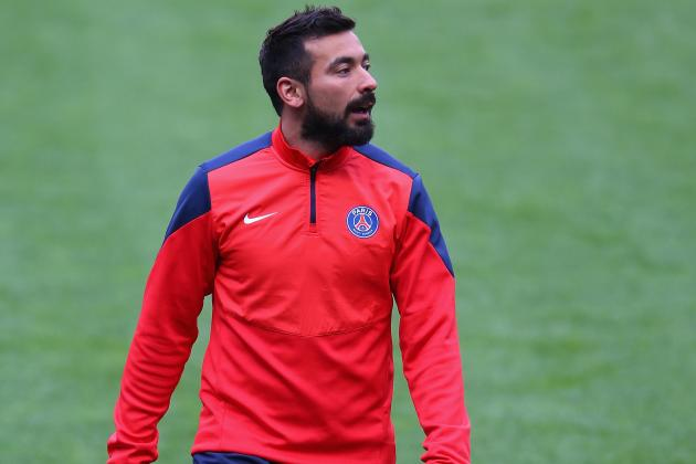 Arsenal Transfer News: Ezequiel Lavezzi Emerges as Arsene Wenger's Top Target