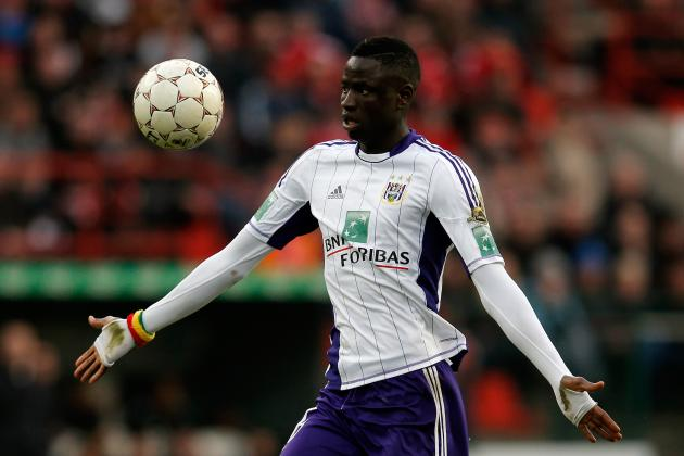 Cheikhou Kouyate Officially Completes West Ham Transfer from Anderlecht