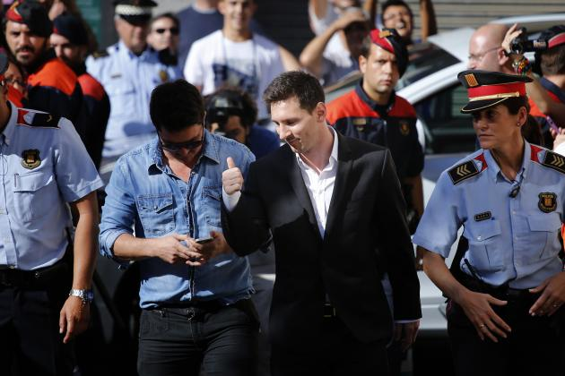 Lionel Messi Tax-Fraud Case Dropped: Latest Details and Analysis