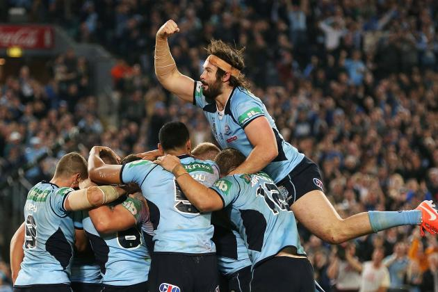 State of Origin 2014: Game 2 Score and Recap for Maroons vs. Blues