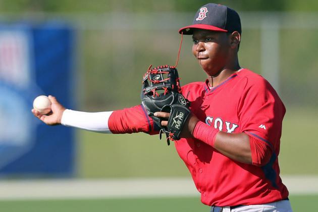 Predicting Boston Red Sox's Top Targets in 2014 International Prospect Market