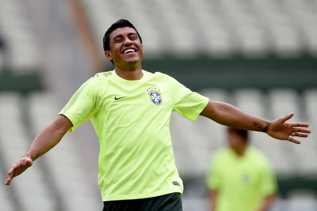 Why Paulinho Is Under Most Pressure for Brazil Following Draw vs. Mexico