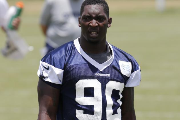 All Done: Cowboys Rookie DE DeMarcus Lawrence Signs with Cowboys