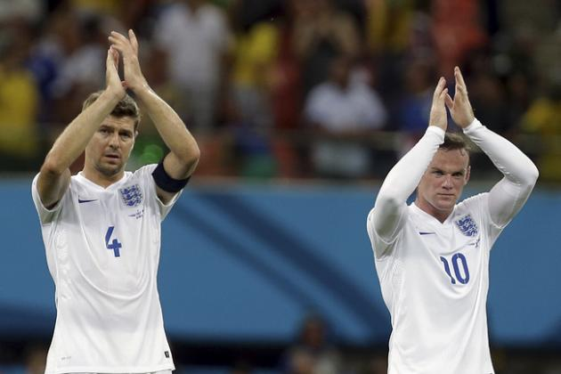 Uruguay vs. England Betting Odds Preview, World Cup 2014 Prediction
