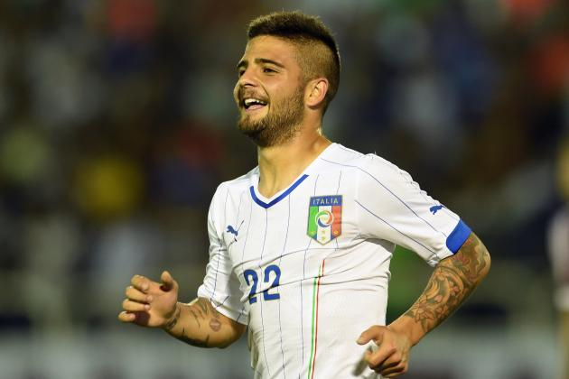 Why Cesare Prandelli Can Use Lorenzo Insigne to Break Down Costa Rica's Defense