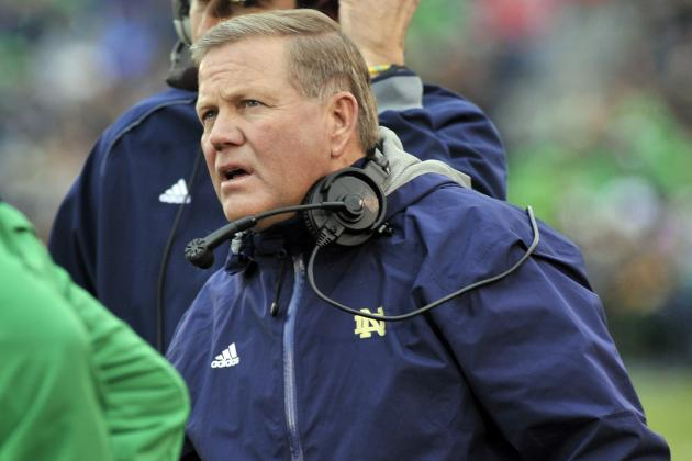 Notre Dame's Rap Sheet Still Fairly Clean Among College Football Arrests.