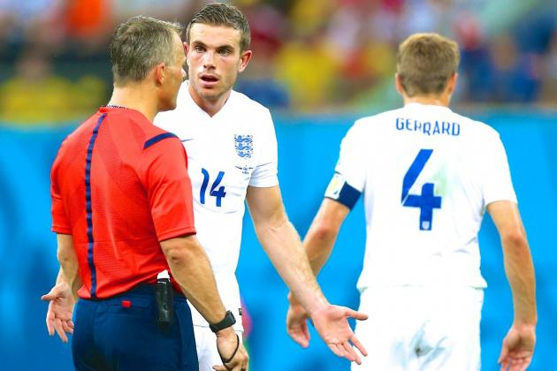 Collymore's World Cup Corner: England Should Mimic Liverpool Against Uruguay