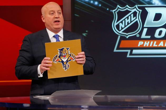 NHL Draft 2014: TV Schedule, Live Stream, 1st-Round Order, Prospect Projections