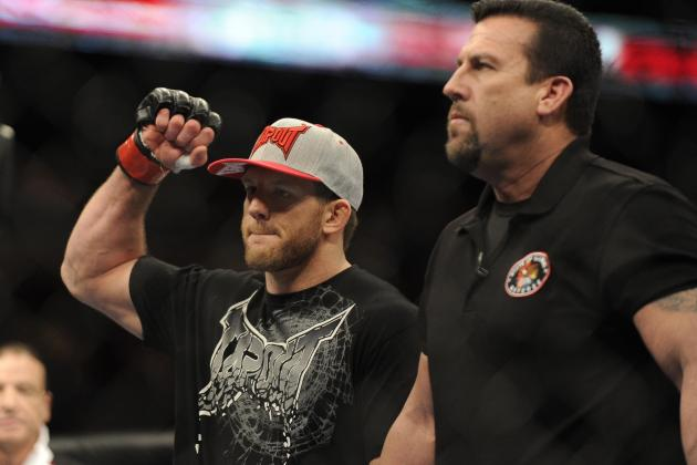 UFC Fight Night 47 Gets Ryan Bader vs. Ovince Saint Preux as Main Event