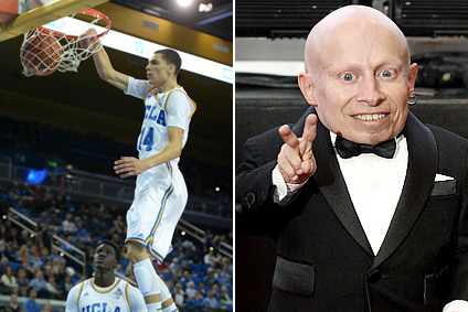 2014 NBA Draft: 8 Things Zach LaVine Can Jump over (PHOTOS)