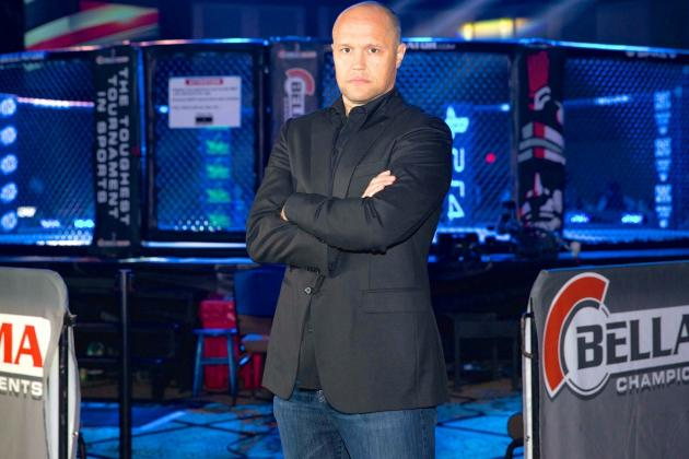 Bellator MMA CEO Bjorn Rebney, COO Tim Danaher Leave Positions with Promotion