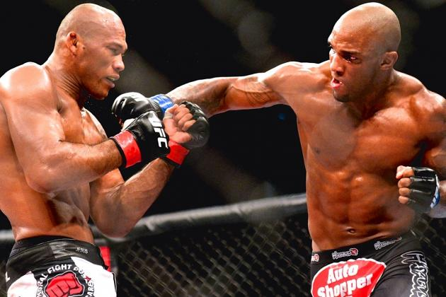 Gegard Mousasi vs. Ronaldo 'Jacare' Souza Rematch Set for UFC 176 in Los Angeles