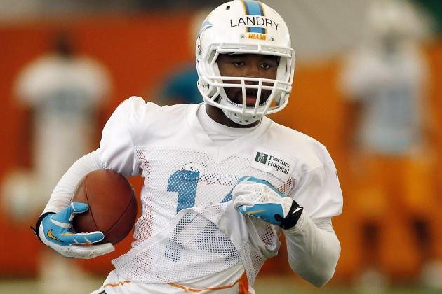 Dolphins Rookie WR Jarvis Landry Continues to Impress