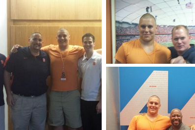 OL Andrejas Duerig Verbally Commits to the Orange