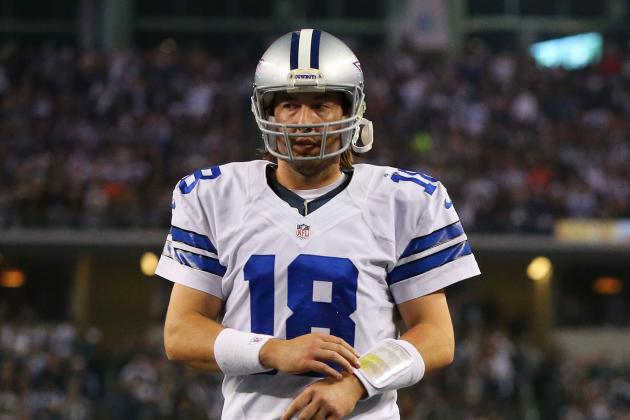 Jerry Jones in Waiting Game with Kyle Orton