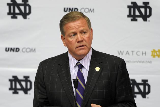 Predicting Where Notre Dame Will Finish in 2015 Recruiting Ranks