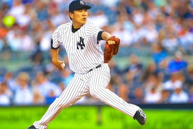 Masahiro Tanaka's Odds of A.L.'s First-Ever Cy Young, R.O.Y. in Same Season