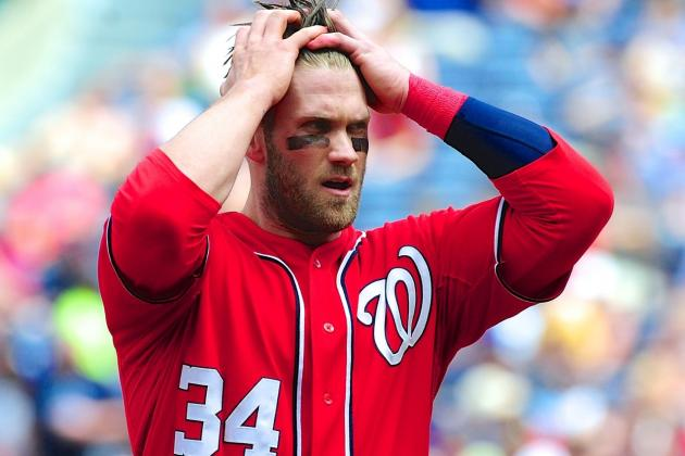 Under the Knife: MLB Injury Analysis on Harper, Wieters, Posey and More