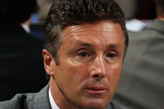 Sharks GM Doug Wilson Says Time Has Come to Turn Team over