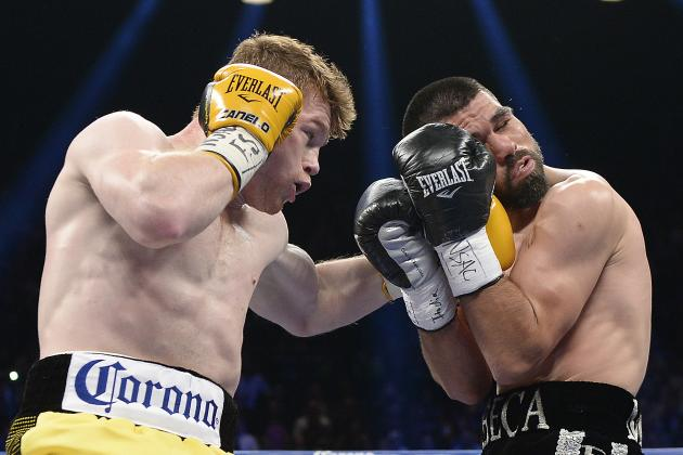 Canelo Alvarez Refusing to Duck Anyone on Quest to Be Boxing's Best