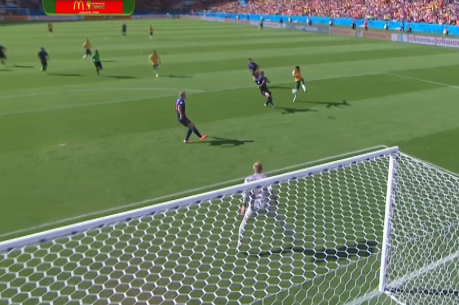 Australia vs. Netherlands: Goals and Highlights from Group B Match