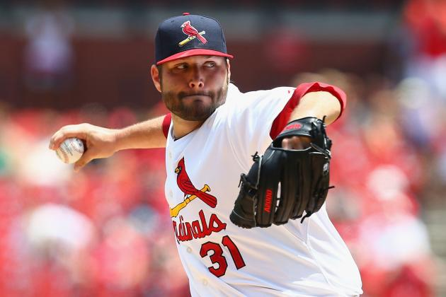 Cards' Pitching Is Ridiculously Good