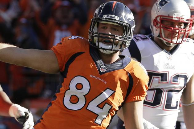 Jacob Tamme Invaluable to the Broncos