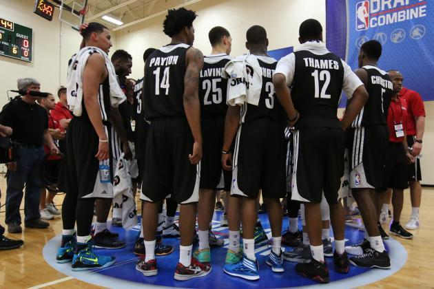 NBA Draft 2014: Players Climbing Up the Draft Boards