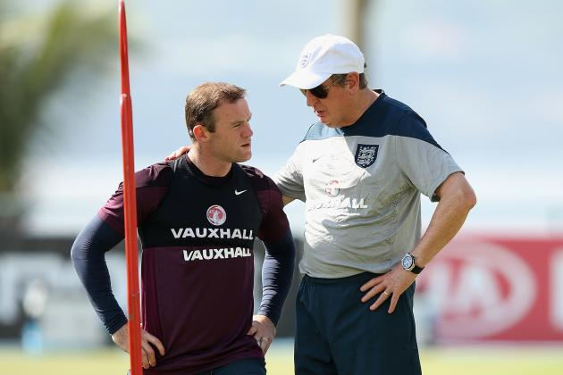 World Cup 2014: Rooney Debate Not About an 'Agenda' but What's Best for England