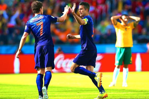 Australia vs. Netherlands: World Cup Group B Score, Grades & Post-Match Reaction