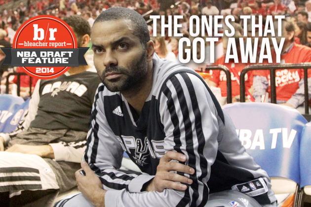 As Tony Parker Celebrates Yet Another NBA Title, Many GMs Left Asking 'What If?'