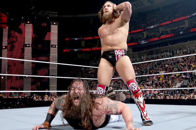 Daniel Bryan Must Feud with Bray Wyatt Upon Return from Injury