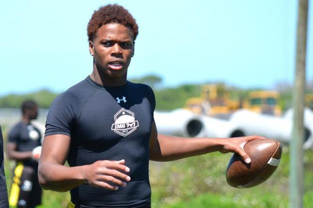 4-Star QB Deondre Francois Trims List to 3 Finalists