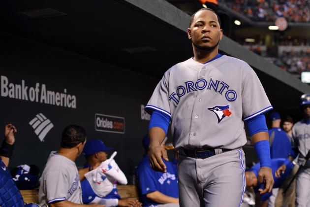 Toronto Blue Jays: Offensive Woes Could Jeopardize Team's Division Lead