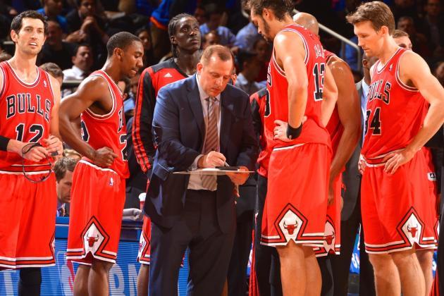 Report: Chicago Bulls 'Aggressively' Trying to Trade Picks for Veteran Scorer