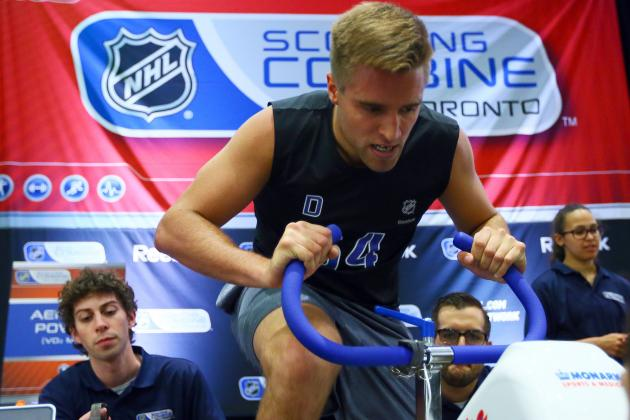 2014 NHL Mock Draft: Latest Projections for All 1st-Round Prospects
