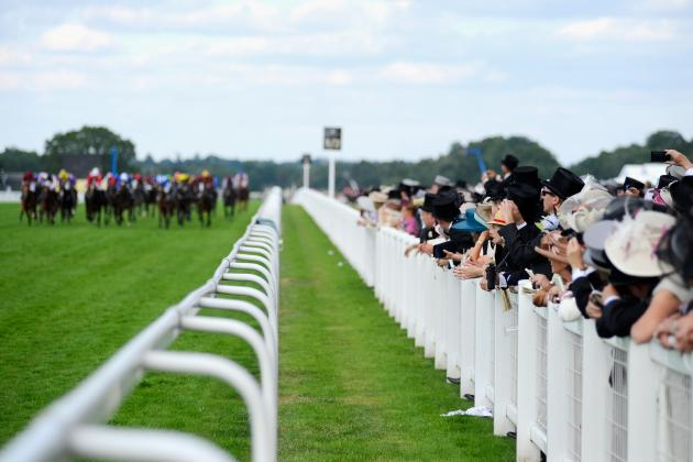 Diamond Jubilee Stakes 2014: TV Schedule, Post Positions, Odds, Runners and More
