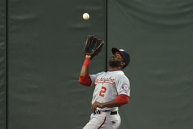 Should Span Remain in Center Field for the Nationals?