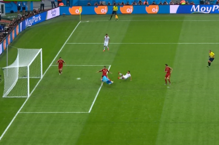 Spain vs. Chile: Goals and Highlights from Group B Match