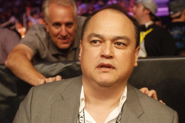 Former Strikeforce CEO Scott Coker Named Bellator President