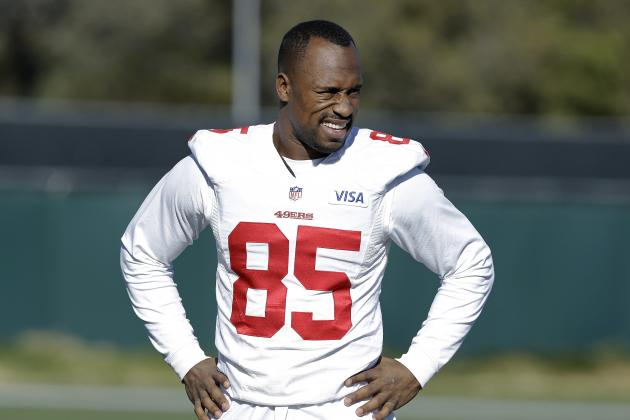 San Francisco 49ers: The Curious Case of Tight End Vernon Davis